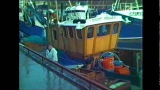 getlinkyoutube.com-Arbroath Harbour 1982 - Farewell to the Trawling Trade