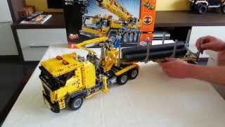 getlinkyoutube.com-Lego Technic 42009 c model