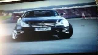 getlinkyoutube.com-Top Gear Mercedes CLS 55 AMG