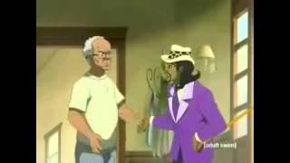 getlinkyoutube.com-Boondocks ~ A Pimp Named Slickback (Link To Full Episode In Description)
