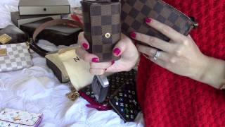 getlinkyoutube.com-Louis Vuitton SLG Collection of 2014