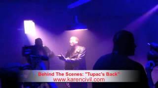 Meek Mill (ft. Rick Ross) - Tupac's Back (Making Of)