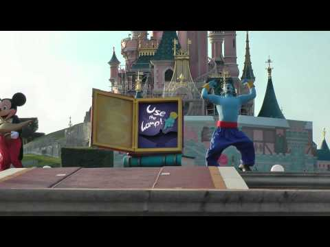 Mickey's Magical Celebration  - Disneyland Paris (1/2)