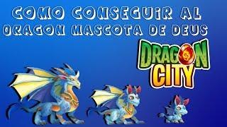 getlinkyoutube.com-Como conseguir al Dragon Mascota de Deus - Dragon City