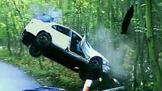 getlinkyoutube.com-Car crash compilation 2013 - Rally