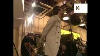 getlinkyoutube.com-1990s Oasis Virgin Megastore Performance, 1995