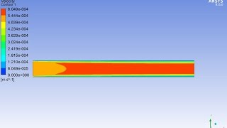 getlinkyoutube.com-Implementing the CFD Basics -02 - Flow Inside Pipe - Simulated in ANSYS Fluent