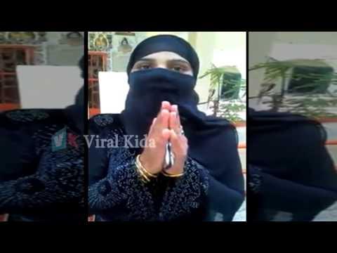 चेतावनी- मुसलमान इसे ना सुनें, Triple Talaq पर महिला की खरी-खरी ।