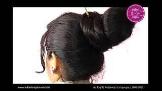 getlinkyoutube.com-ILHW Rapunzel Himangi Hairplay & Hairstyling Video