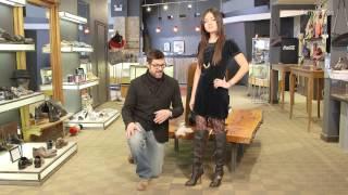 getlinkyoutube.com-Tall Boots Fashion | Style Guidance  | City Soles TV