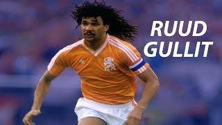 Ruud Gullit | Best of His Career | Goals & Skills and Assist