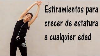 getlinkyoutube.com-ESTIRAMIENTOS PARA CRECER DE ESTATURA A CUALQUIER EDAD-Stretching Exercises to Grow Taller.