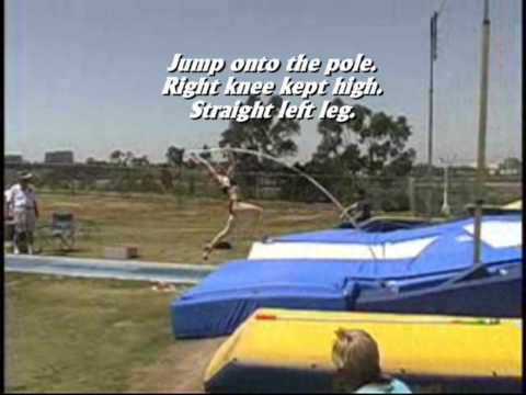 Pole Vaulting - Made to look easy Training Video