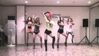 "getlinkyoutube.com-PSY - ""Gangnam Style"" Dance Cover by Black Queen"
