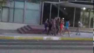 CUBA HABANA CHICAS CALLE 23