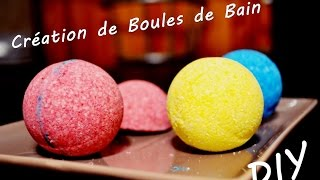 getlinkyoutube.com-[DIY N°1] Fabrication de boules de bain