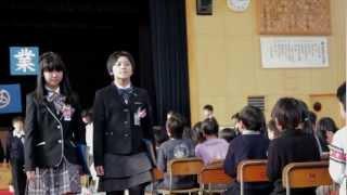 getlinkyoutube.com-2012年 女川第一小学校卒業式