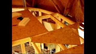 getlinkyoutube.com-Купольный дом своими руками. Часть 13