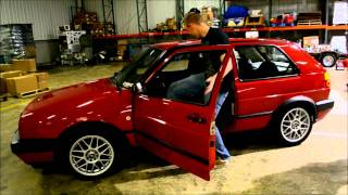 getlinkyoutube.com-Overhaulin my sons 1992 VW Golf