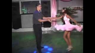 getlinkyoutube.com-Festa de 15 anos da bruninha - dirty dancing