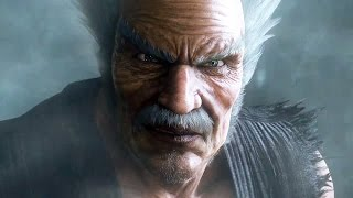 getlinkyoutube.com-TEKKEN 7 - Extended Trailer (E3 2016)