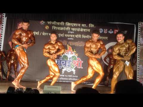 Valley Fernandes Mumbai Shree 2014
