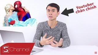 getlinkyoutube.com-Schannel - Spiderman, Elsa và Video clip độc hại cho trẻ em: Góc nhìn từ một Youtuber chân chính!