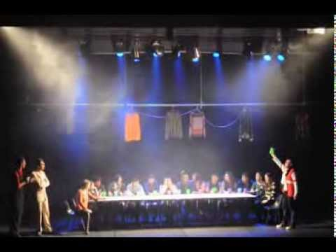 12, O Musical - Rent: Acende a Minha Vela/ La Vie Boheme (Cia Instável de Teatro)