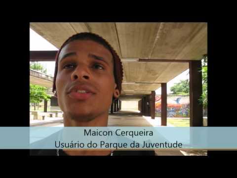 Maicon Cerqueira: o que há de melhor no Parque da Juventude?