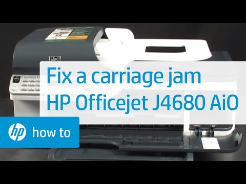Hp Officejet J4550 All-In-One Driver
