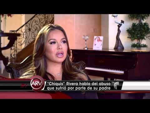 Chiquis Rivera - Entrevista Al Rojo Vivo Parte 1