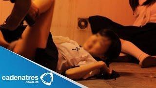getlinkyoutube.com-Profesor abusa sexualmente de tres alumnos en primaria de Guanajuato