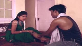Hot Aunty Sexy Leg Massage By Tamil Boy Aakash   Tamil Sizzlers