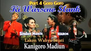 getlinkyoutube.com-Wayang Kulit Goro Goro - Warseno SLank Lakon Tumuruning Wahyu Sejati 4/5