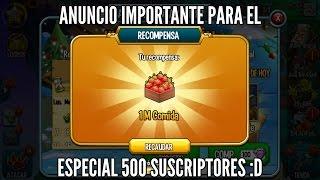 getlinkyoutube.com-Anuncio Importante Para El Especial 500 subs