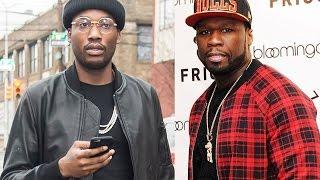getlinkyoutube.com-50 Cent Rips Apart Meek Mill On Instagram!
