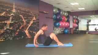 getlinkyoutube.com-Йога за отслабване, здраве и стягане на корем за начинаещи