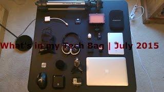 getlinkyoutube.com-What's in My Tech Bag July 2015!!