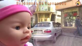 getlinkyoutube.com-Baby Warm на приеме у доктора, игра, Прогулка у моря / doctor play set, toys, walk by the sea