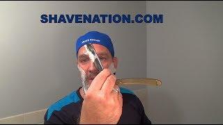 getlinkyoutube.com-Straight Razor Beard Shave-Shop ShaveNation.com