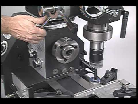 4) DRILLING Basics Video - SMITHY GRANITE 3-in-1 Metal Benchtop Combo - facing, variable speed motor