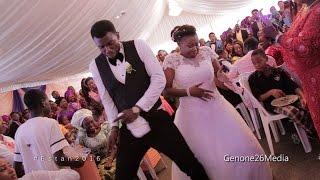 getlinkyoutube.com-Nigerian Wedding Ese and Stanley  2016