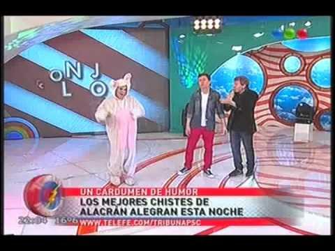 PSC El Conejo Alejo  y sus amigas conejitas