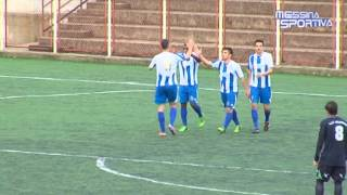 Orlandina-Akragas 0-5 (14^ giornata Serie D)