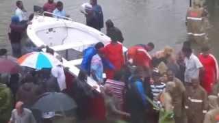 Chembarambakkam lake water open due to heavy rain in Chennai (Part-2)