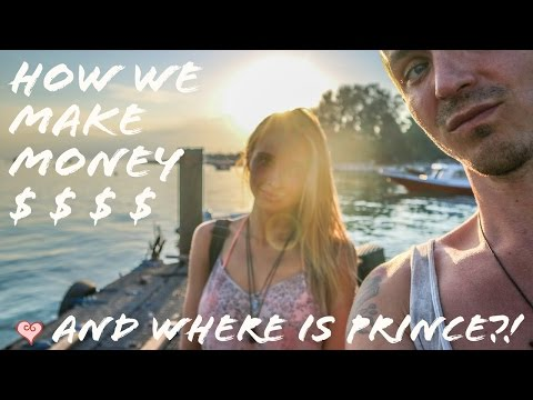 How We Make Money & What Happened To Our Dog?! ♥ Gili Air