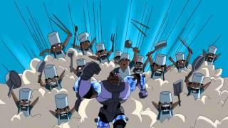 getlinkyoutube.com-Teen Titans Trouble in Tokyo clip