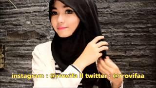 getlinkyoutube.com-Hijab Tutorial ll Simply with Square Hijab by Riva Rovifa