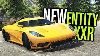 NEW $2,305,000 SUPERCAR?! | Overflod Entity XXR | GTA V (Online) Super Sport DLC