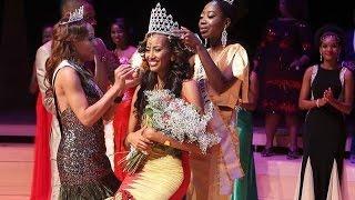 getlinkyoutube.com-EBS_What's New_Ethiopian Meron Wudneh Crowned Miss Africa USA 2014